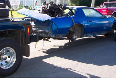 Accident Removal Oahu